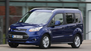 Ford Tourneo Connect 1.0 Ecoboost, Frontansicht
