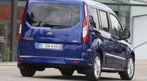 Ford Tourneo Connect 1.0 Ecoboost, Heckansicht