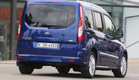 Ford Tourneo Connect 1.0 Ecoboost, Heckansicht