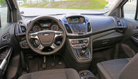 Ford Tourneo Connect 1.6, Cockpit