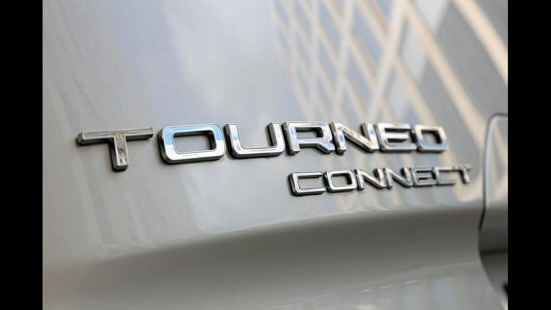 Ford Tourneo Connect 1.6, Typenbezeichnung