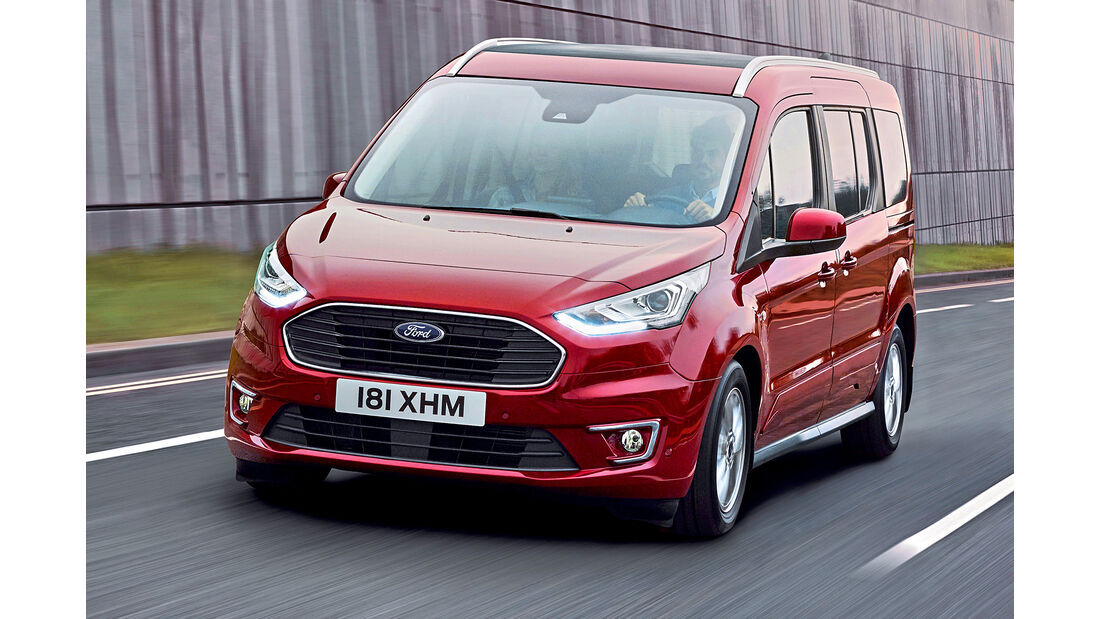 Ford Tourneo Connect, Best Cars 2020, Kategorie L Vans