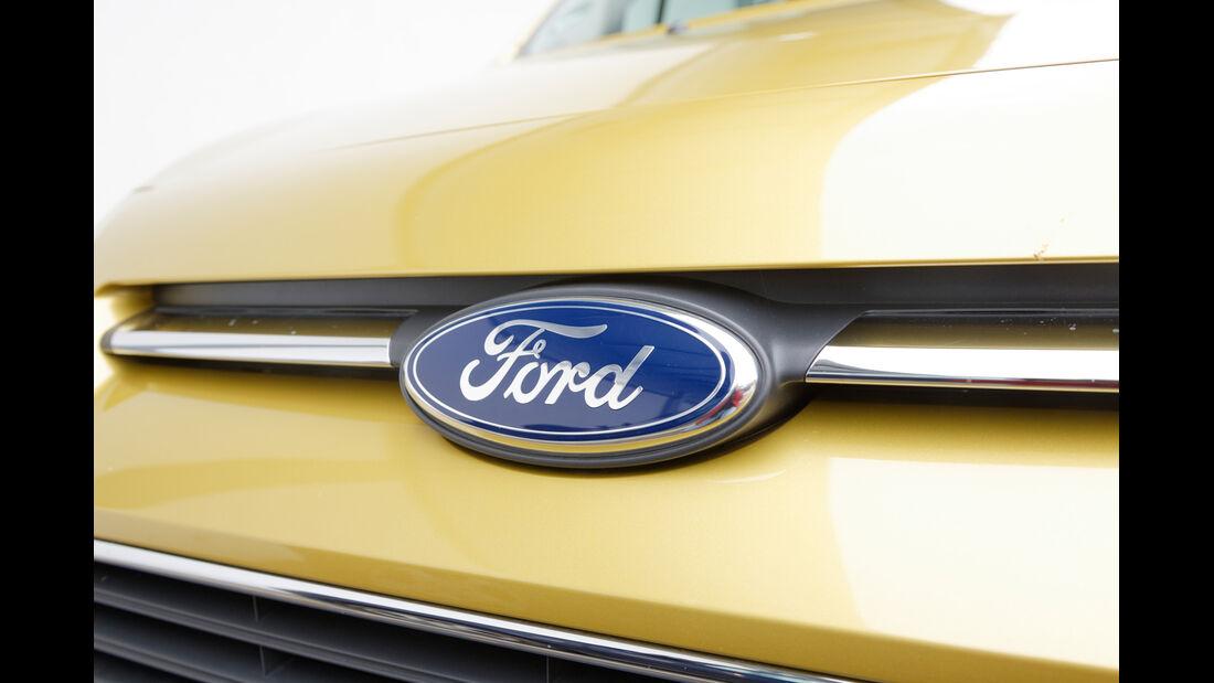 Ford Tourneo Connect, Emblem