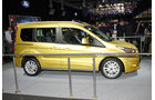 Ford Tourneo Connect, Messe, Autosalon Paris 2012