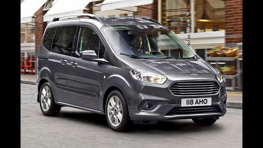 Ford Tourneo Courier, Best Cars 2020, Kategorie L Vans