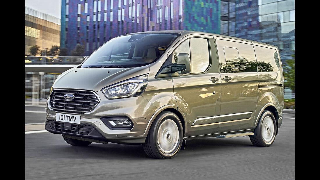 Ford Tourneo Custom, Best Cars 2020, Kategorie L Vans
