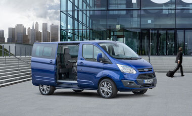 """Ford Tourneo Custom """"Business Edition"""""""