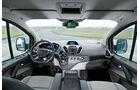 Ford Tourneo Custom, Cockpit