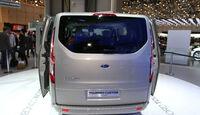 Ford Tourneo Custom Concept, Autosalon Genf 2012, Messe
