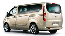 Ford Tourneo Custom, Heckansicht
