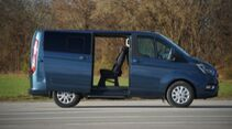 Ford Tourneo Custom PHEV