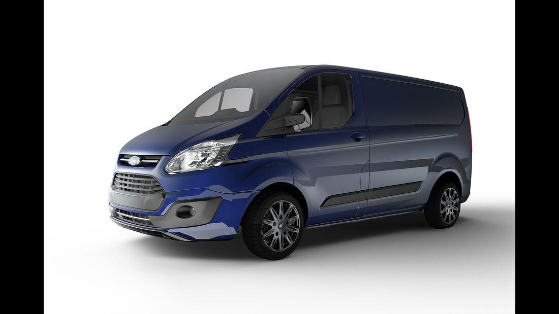 Ford Tourneo Transit Custom