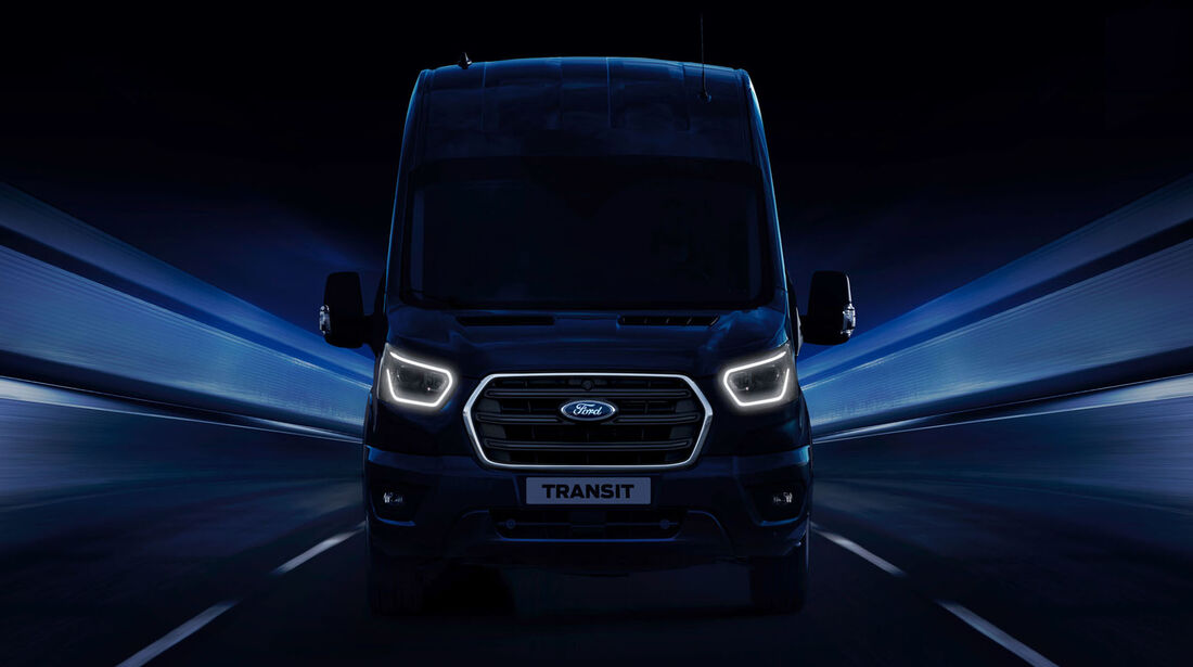 Ford Transit 2019 Teaser