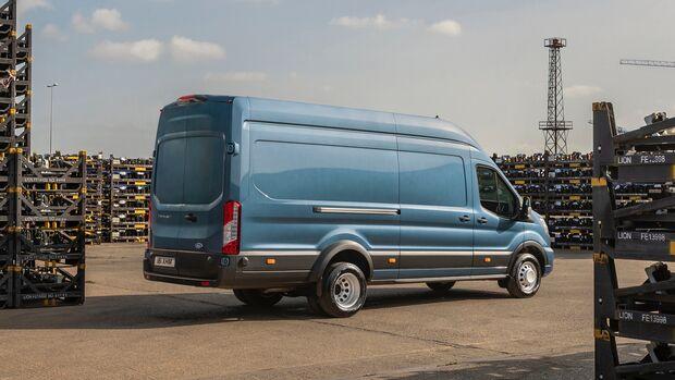 Ford Transit 5-Tonner 2020
