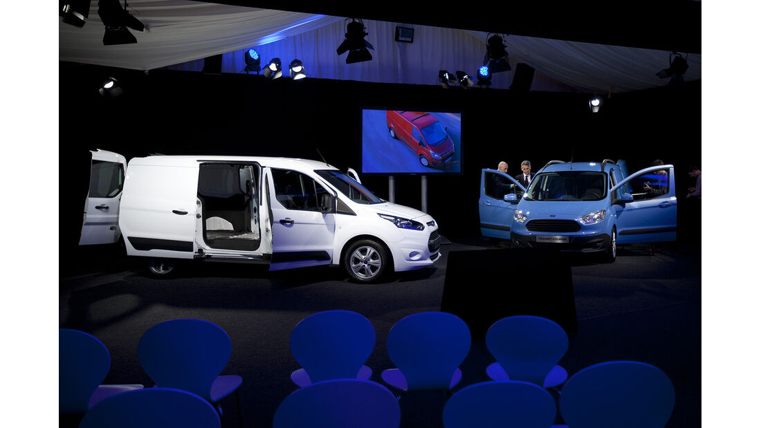 Ford Transit Courier, Ford Transit Connect