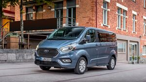 Ford Transit Custom PHEV (2020)