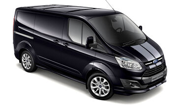 Ford Transit Custom Sport