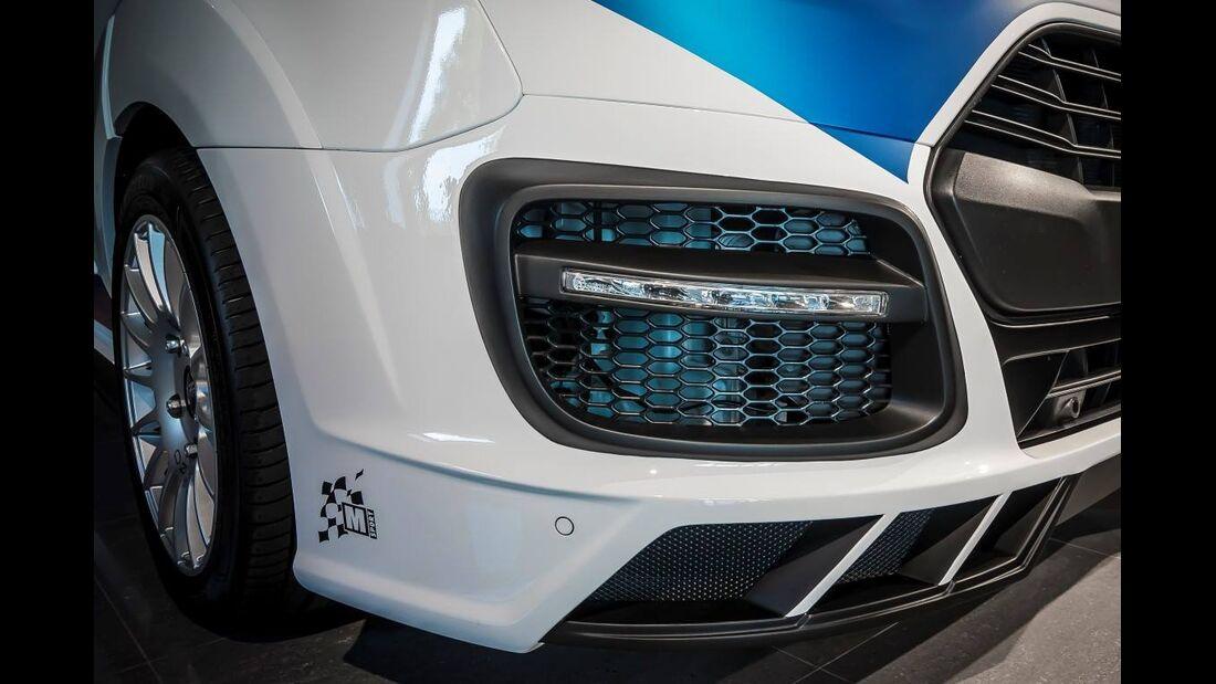 Ford Transit - M-Sport - Sondermodell - 2015