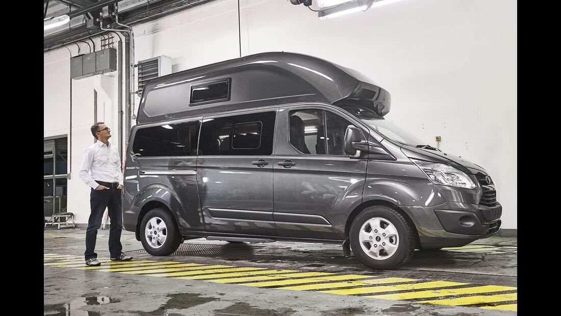 Ford Transit Nugget Plus