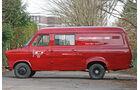 Ford Transit Renntransporter Hockenheim Historic 2011