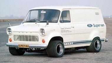 Ford Transit Supervan 1 (1971)
