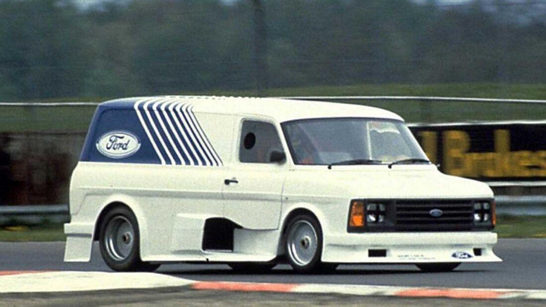 Ford Transit Supervan 2 (1984)