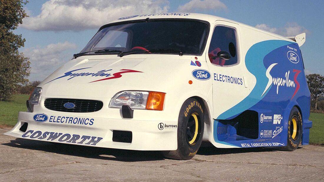 Ford Transit Supervan 3 (1994)