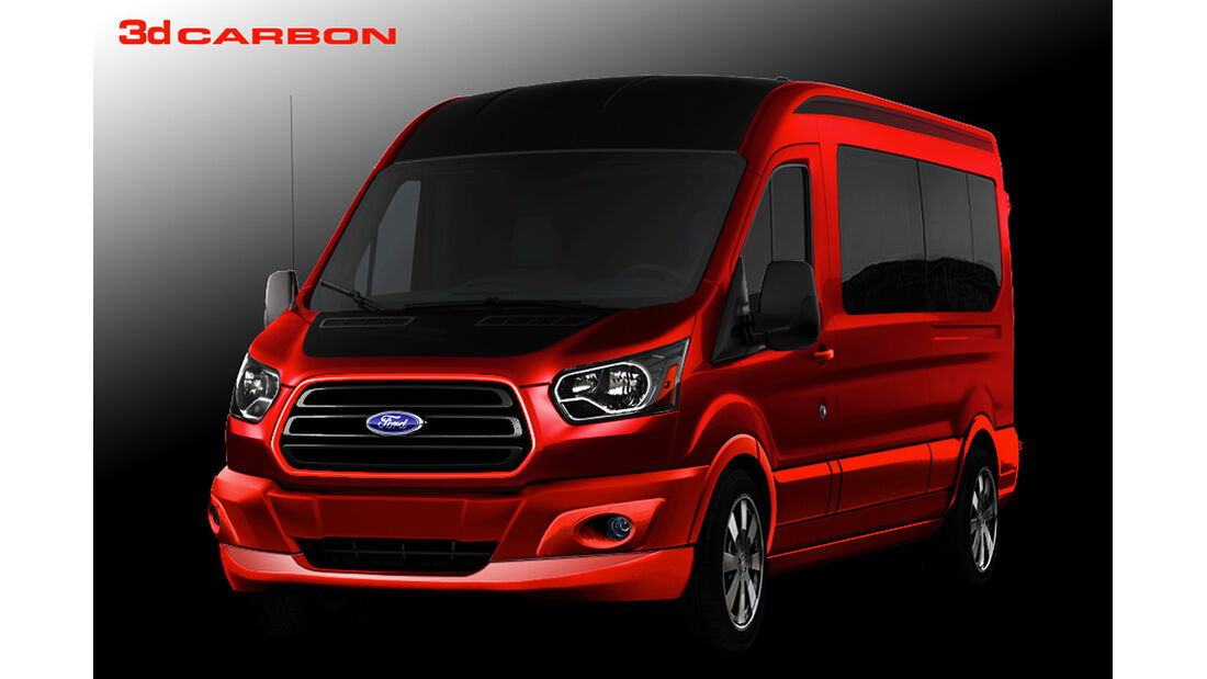Ford Transit Travel Transit