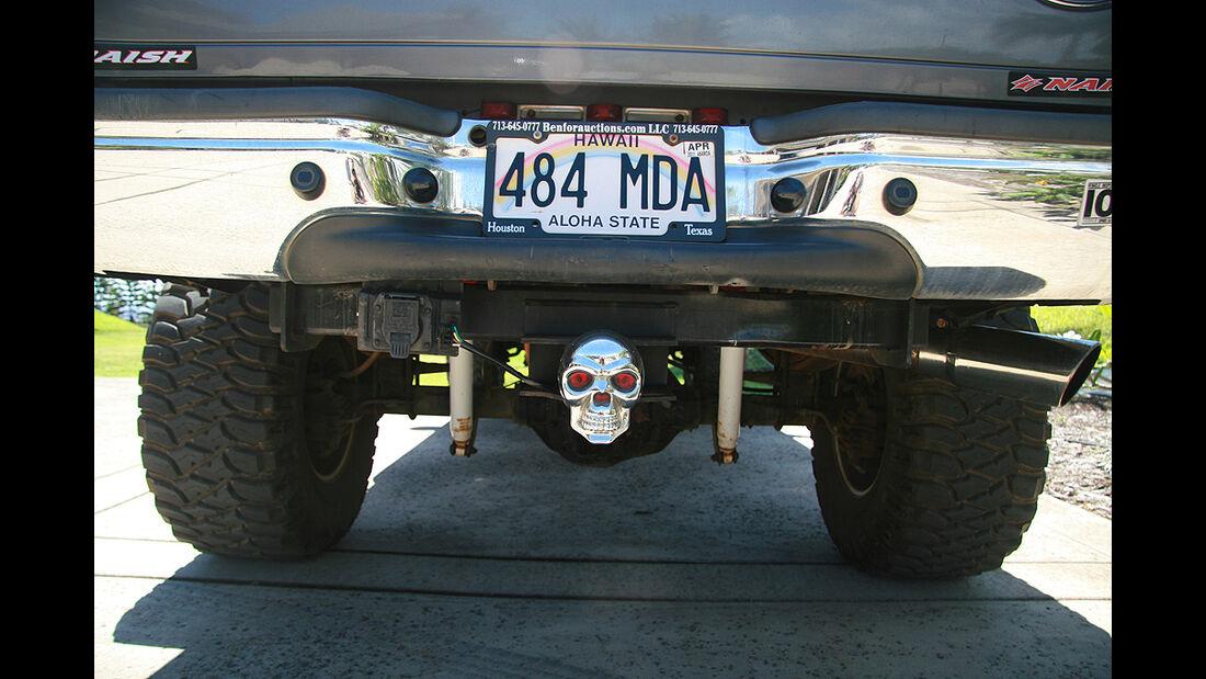 Ford-Truck von Robby Naish