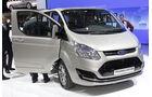 Ford Turneo Custom Concept Genf Studie 2012