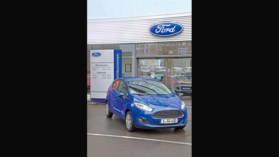 Ford, Verkauf