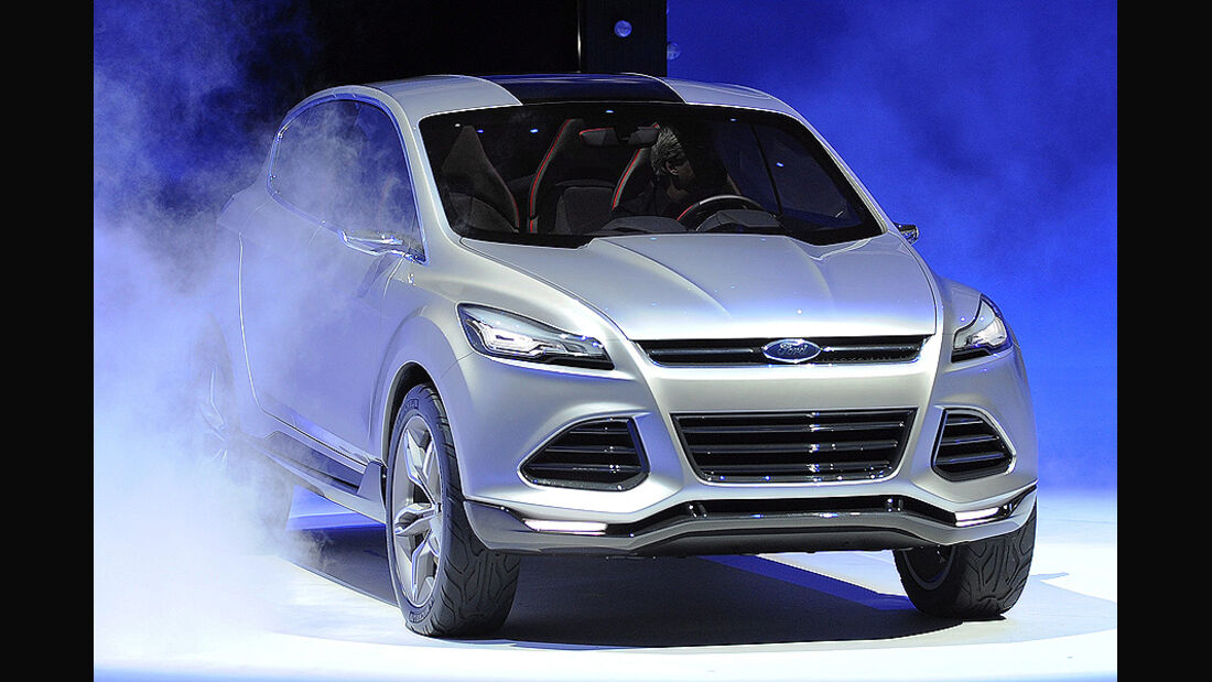Ford Vertek, Detroit Motor Show
