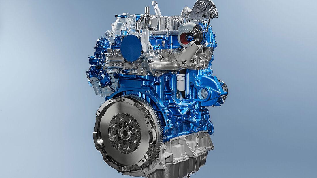 Ford Vierzylinder-Dieselmotor