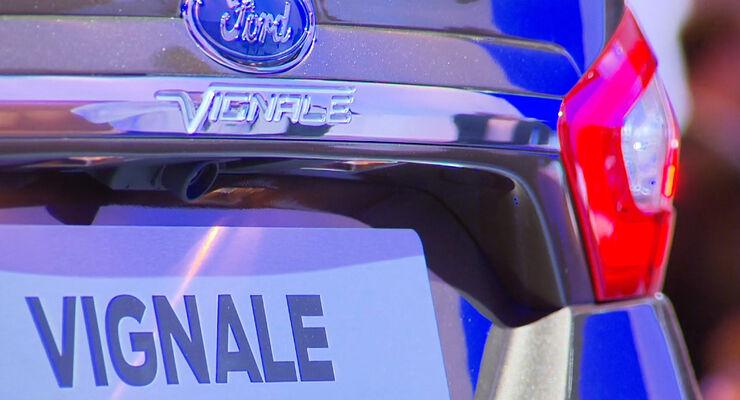 Ford Vignale auf der IAA