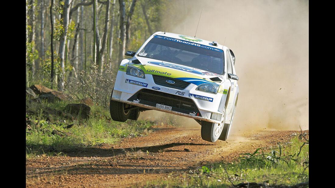 Ford WRC05, 2005
