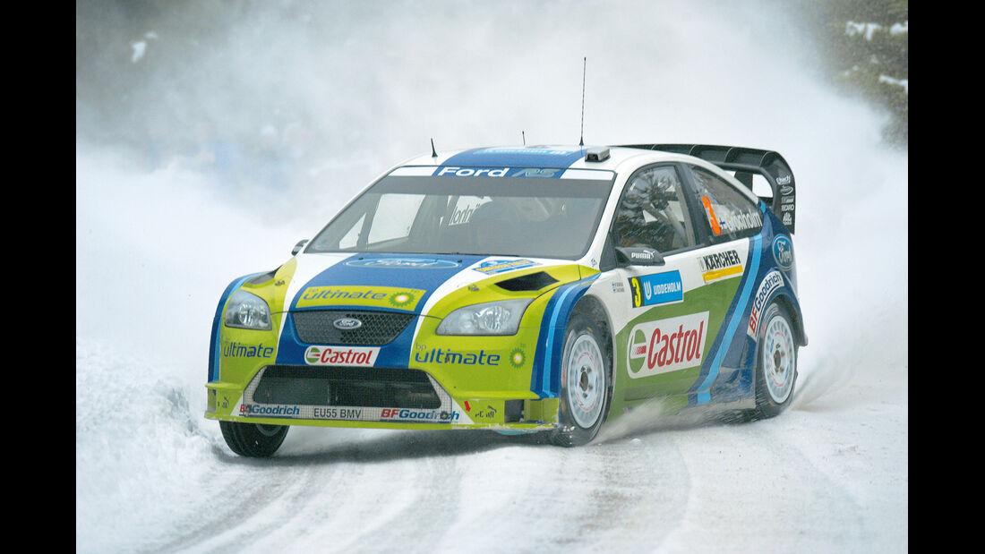 Ford WRC06, 2006