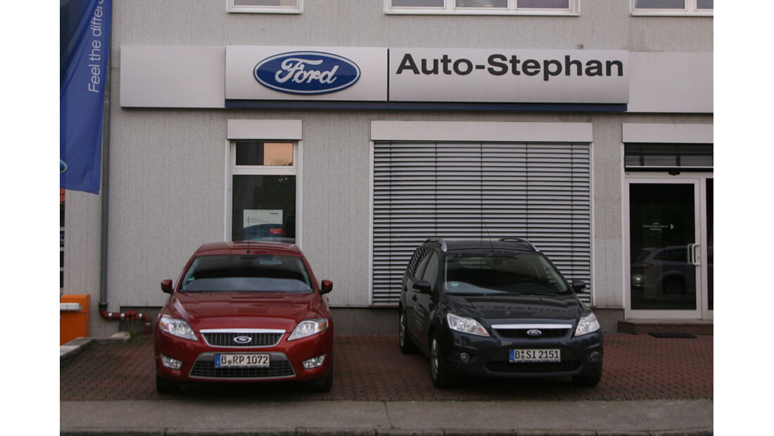 Ford-Werkstatt