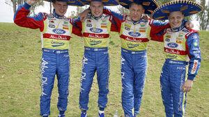 Ford World Rallye Team
