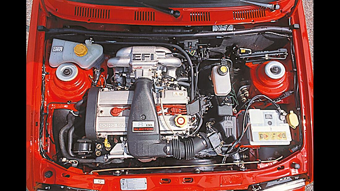 Ford XR2i 16V, Motor