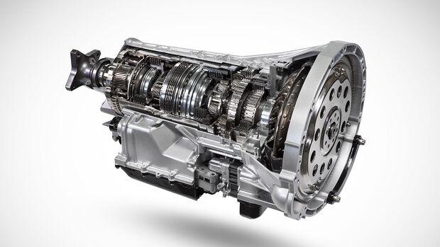 Ford Zehn-Gang-Automatikgetriebe