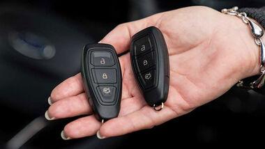 Ford Zündschlüssel Funkschlüssel