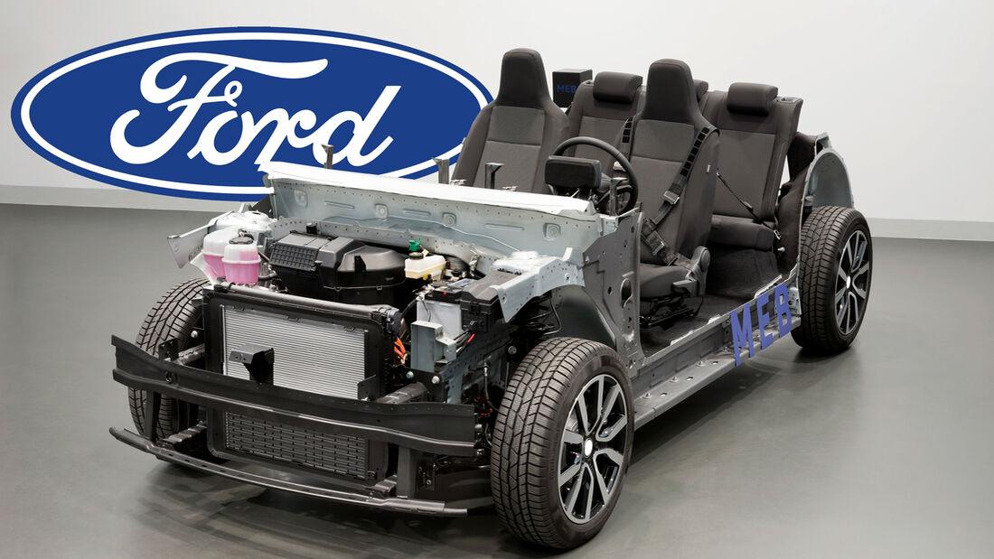 Ford eFiesta ab 2024