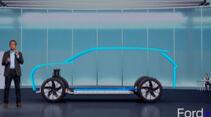 Ford flexible Elektro-Plattform