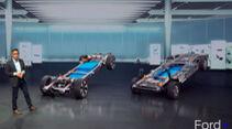 Ford flexible Elektro-Plattformen