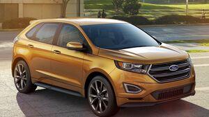 Ford setzte im Juli 2014 neun Prozent mehr Fahrzeuge ab als im Vorjahresmonat.