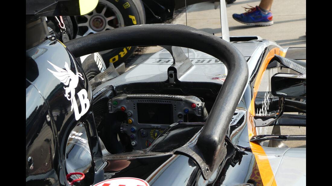 Fore India - Formel 1 - GP Italien - Monza - 1. September 2016