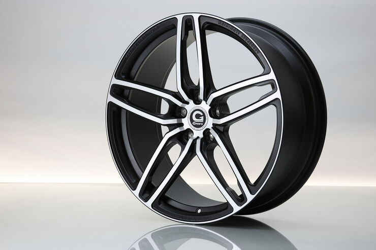 Forged Wheels Hurricane by G-Power Mercedes