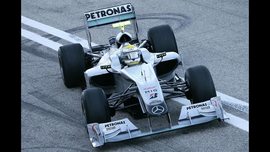 Formel 1 Ewige Bestenliste