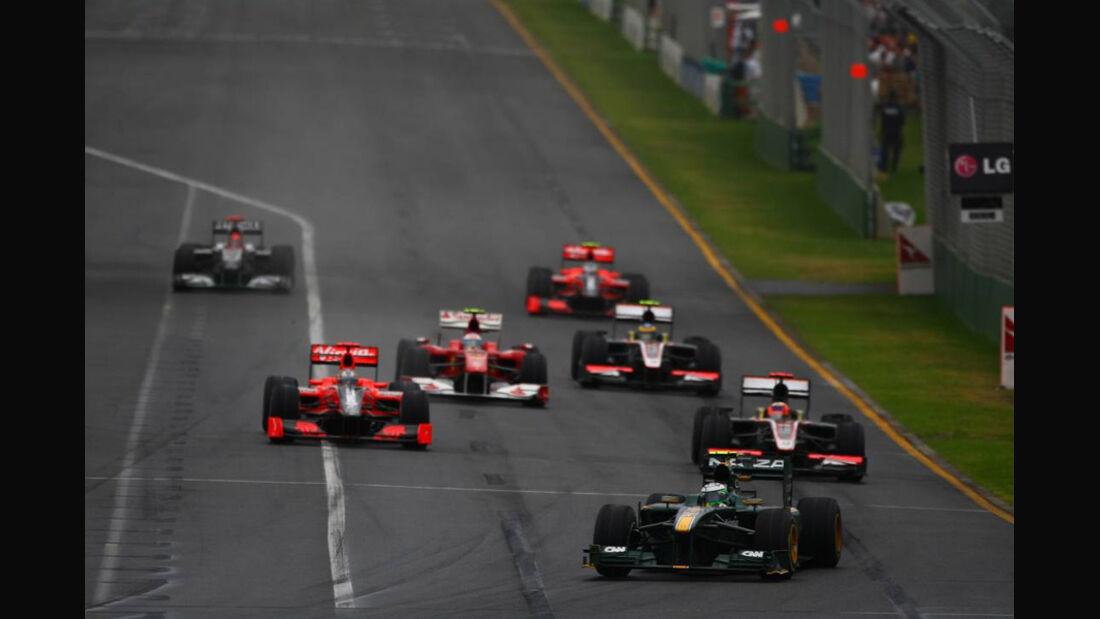 Formel 1 Australien 2010