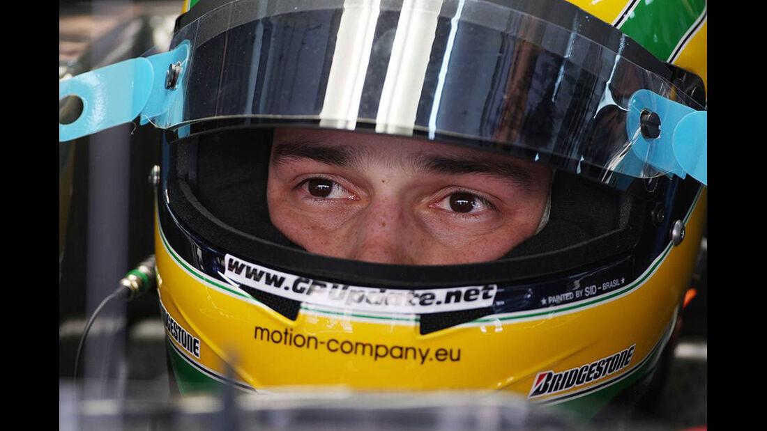 Formel 1 Bahrain 2010